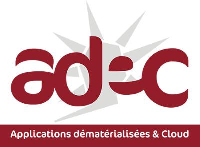 logo ADEC HUISSIERS